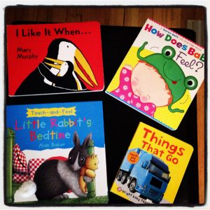 Types of Books to Improve Your Toddler's Language