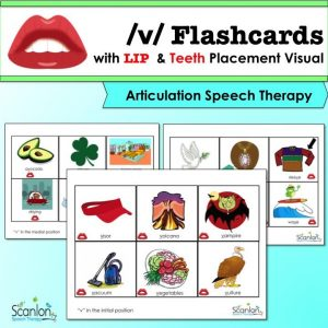 """v"" sound flashcards"