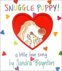 Snuggle Puppy and Speech Development