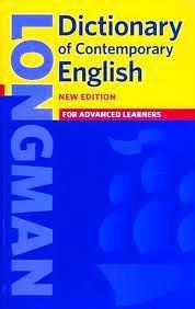 Longman's Dictionary