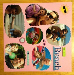 Summer Collage Activity