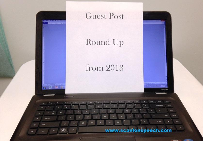 Guest Post Round Up
