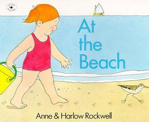 At the Beach book cover