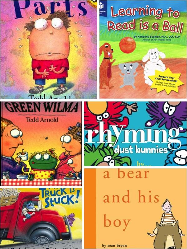 Funny Rhyming Picture Books