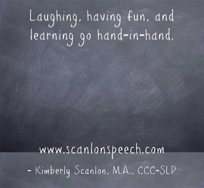 Laughing-having-fun-and
