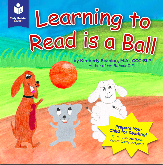 Learning to Read is a Ball FINAL cover