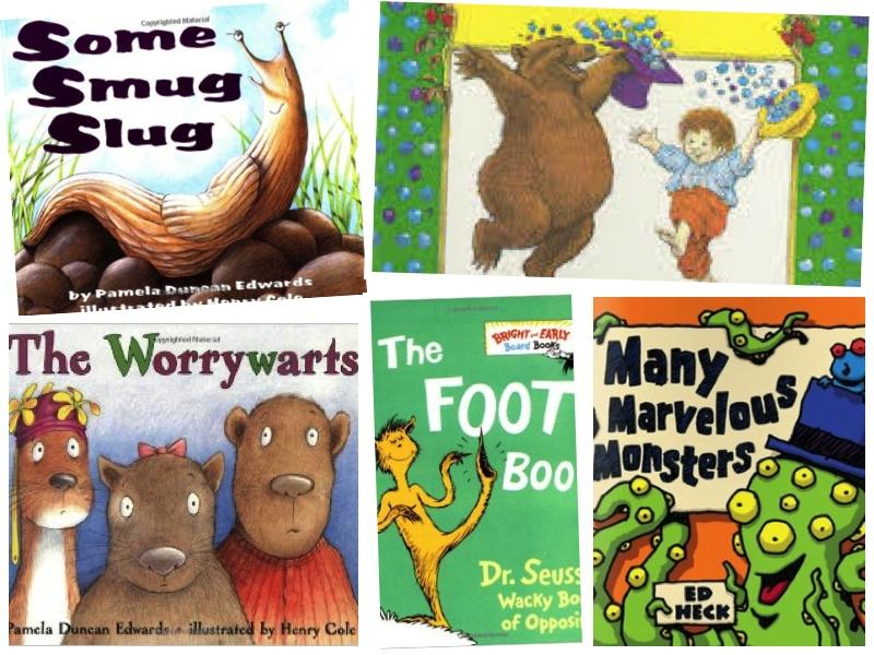 Preschool Alliteration Books