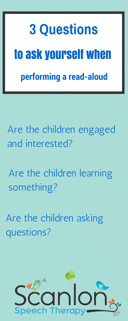 Revised 3 questions to ask when performing a read-aloud