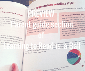 Preview Parent Guide Learning to Read is a Ball