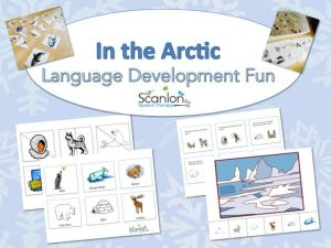 In the Arctic Language Development Fun