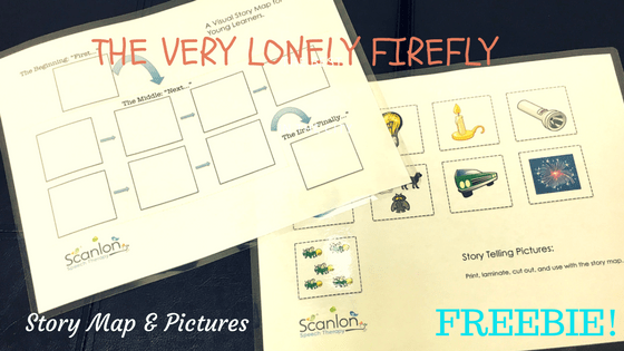 Story Map and Pictures Freebie