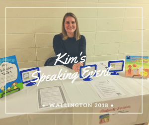 Kimberly Scanlon's Speaking Event