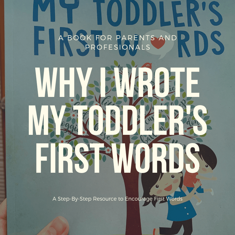 My Toddler's First Words
