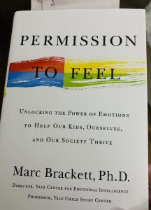 Permission to Feel, Marc Brackett