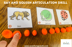 say and squish articulation