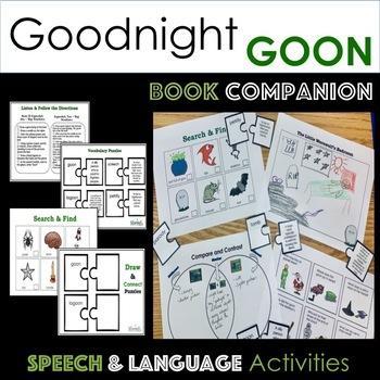Goodnight Goon Book Companion